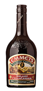 Emmets Irish Cream Liqueur 34@ 1.00l